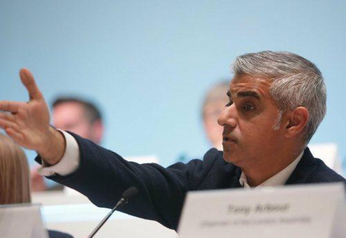 Mayor Sadiq Khan Question Time